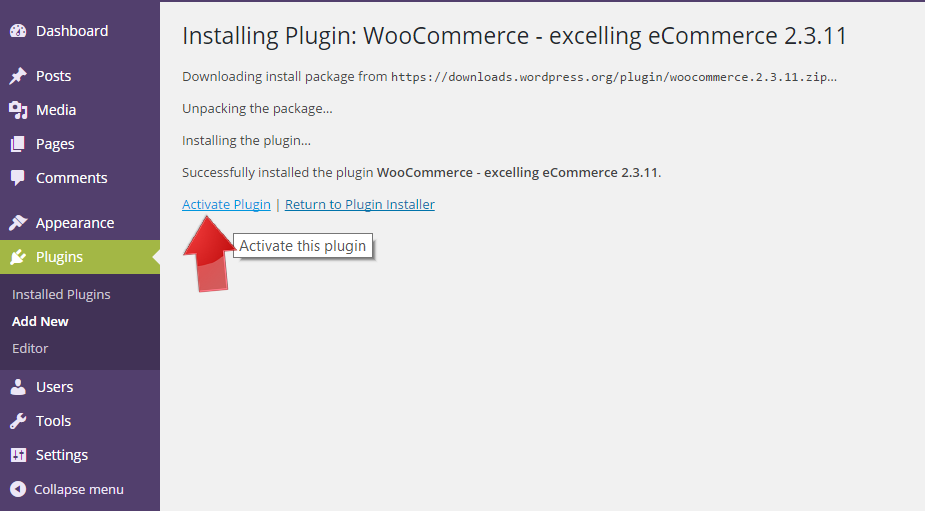 How To Start a E-Commerce Site Using WooCommerce Plugin