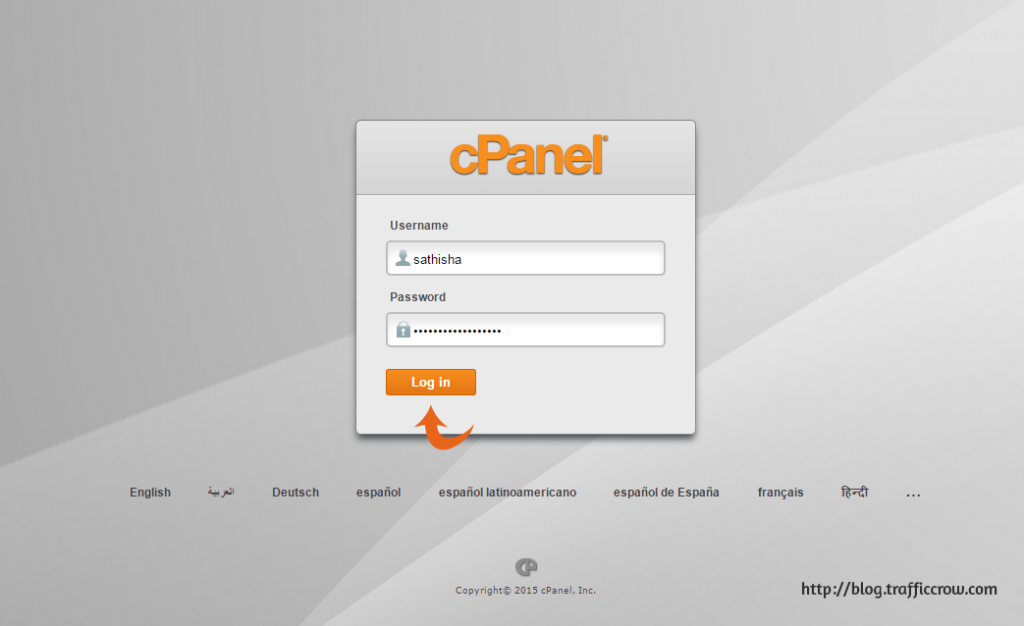 How To Install WordPress Using Cpanel QuickInstall