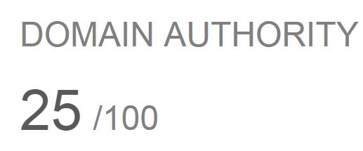 SEO Onpage Domain Authority