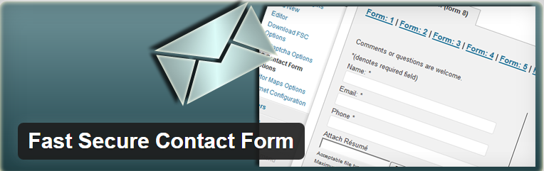 Top 5 Best Free Contact Form WordPress Plugins 2016