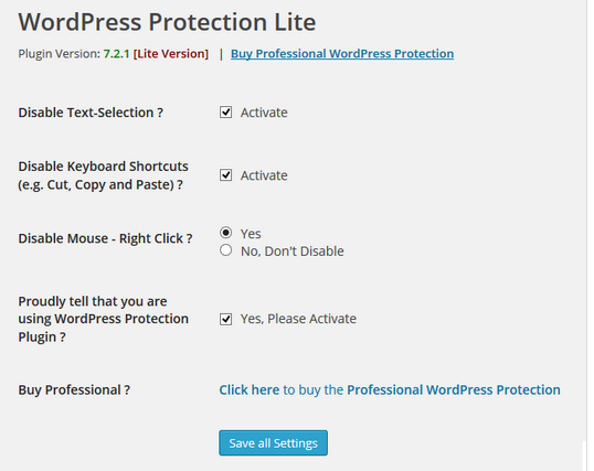 Top 5 Best Free Content Protection & Right Click Disable Plugins
