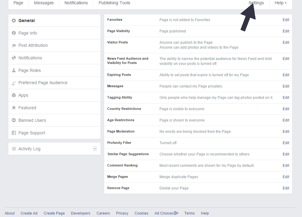 How to Set Up a Facebook Page for Business 11