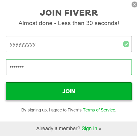 Simple Ways To Create Fiverr Account Perfectly