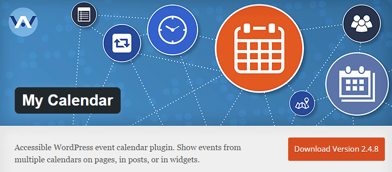 Best WordPress Calendar Plugins for Website 4