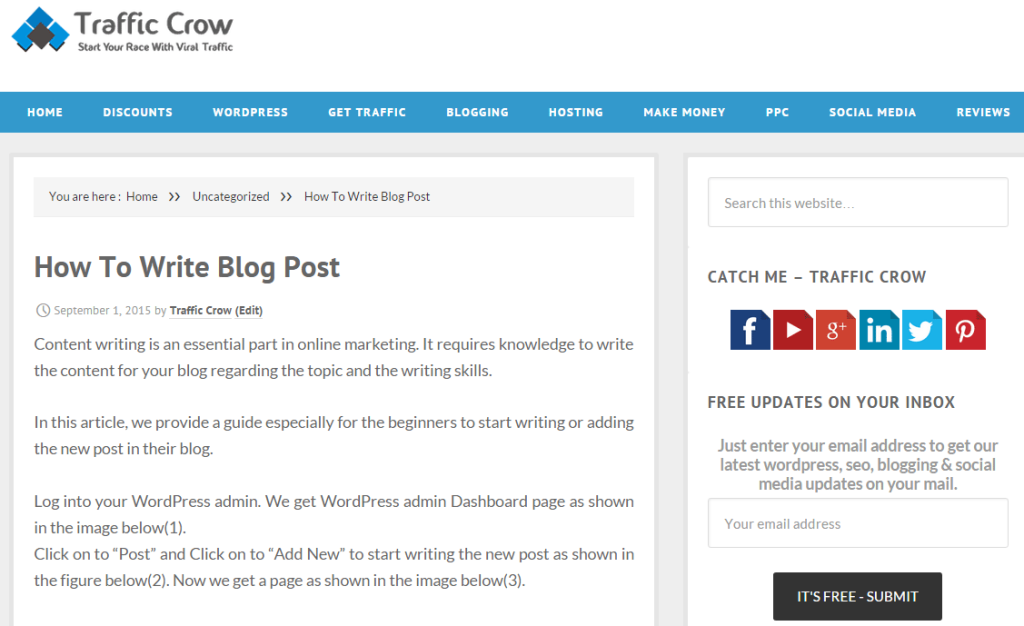 How To Create Custom Post Types For your WordPress 13 b