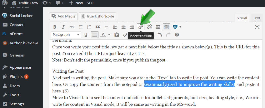 How to Add a New Post in WordPress 8