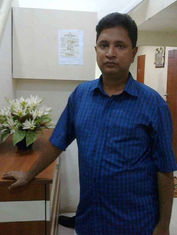 TCBI 02 Interview With Perambur Kumar