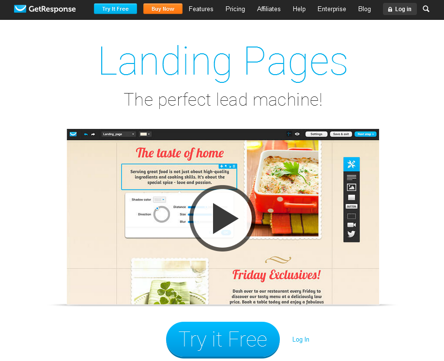 GetResponse VS UnBounce Landing Page Builder Review Detailed Comparison
