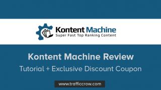Kontent Machine Review