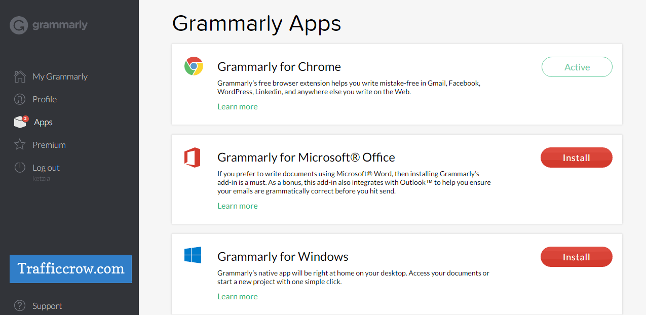 Grammarly Extension Review