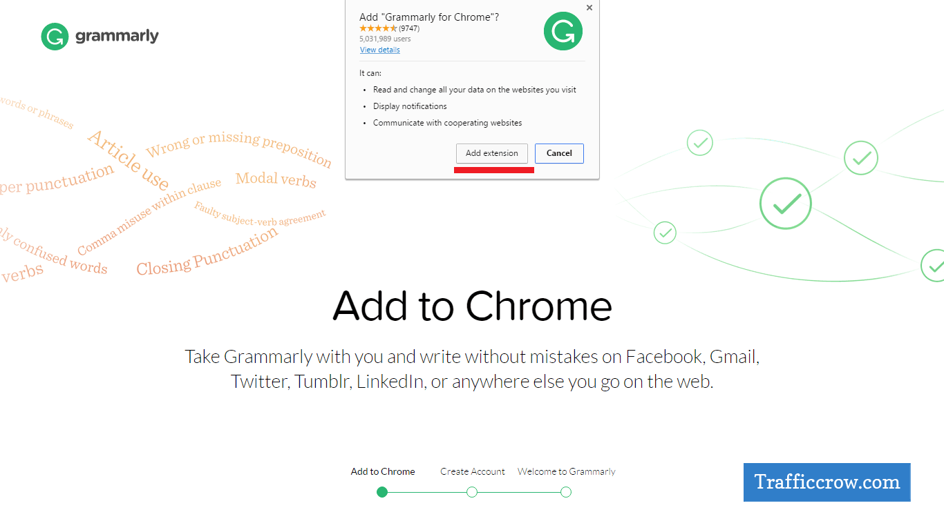 Grammarly Review - Extension For Google Chrome