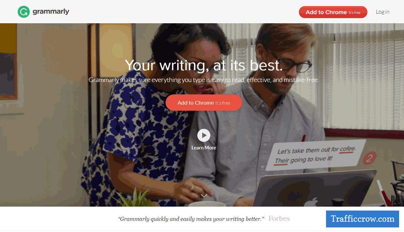 Grammarly Review - Adding Chrome Extension To Your Browser