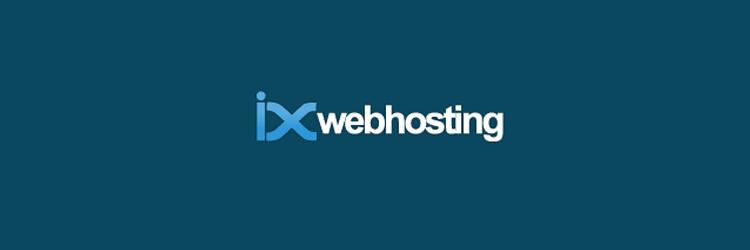 IX Web Hosting Black Friday/Cyber Monday Deals 2016