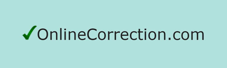 Free Best Proofreading Software Online-Correction-Org