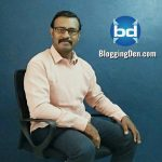 Sathish Kumar Ithemsetty - BloggingDen