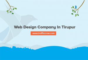 web design company in Tirupur