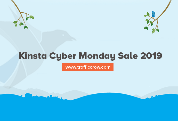 Kinsta Cyber Monday Sale 2019