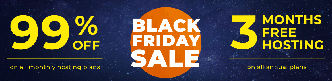 WPX Hosting Black Friday Sale Deals 2019